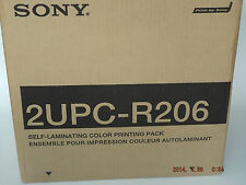 DNP Sony 2UPC-R206 Dye SUB media (UP-DR200) *** GRATIS P & P ***