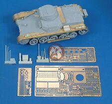Royal Model 1/35 Panzer I Ausf.B Update Set (w/Photo-etch) (for Dragon 6186) 502