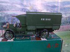 1/43 Rio (Italy)   Fiat autocarro militare 18 BL  1914