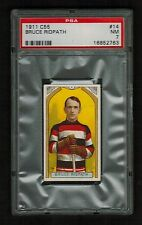 PSA 7 BRUCE RIDPATH 1911 C55 Hockey #14  (Only 6 Cards Graded Higher)