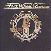 Bachman-Turner Overdrive -  Four Wheel Drive OOP CD - BTO 4WD - MINT & Sealed