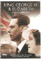 KING GEORGE VI & ELIZABETH - A ROYAL LOVE STORY DVD