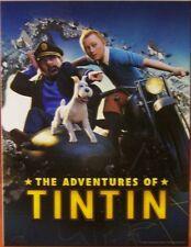 Jigsaw puzzle Entertainment The Adventures of Tin Tin 100 piece NEW