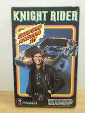 Vintage Knight Rider Colorforms Play Set 674 072519DBT