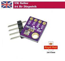 BME280 Breakout Humidity Temperature Barometric Pressure Sensor Module Arduino