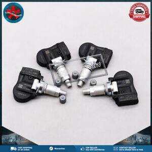 4X Tire Pressure Sensor TPMS For Fiat Fullback Mitsubishi ASX L200 Peugeot ION