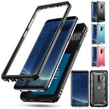 Samsung Galaxy S9 poético a prueba de impactos Cubierta Estuche Con Plus protector de pantalla