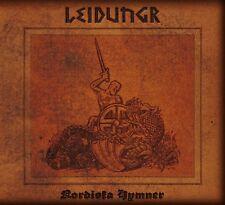 LEIDUNGR - Nordiska Hymner CD Von Thronstahl Triarii Arditi Puissance Wardruna