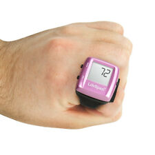 Lifespan Fitness 00077 My Beat Heart Rate Ring Pink