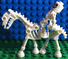 Lego Skeleton Minifigures Skeletal Horse minifig lot
