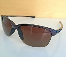New Oakley Polarized Unstoppable Blackberry Frames / Brown Sunglasses 9191-03
