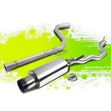 "CHEVY CAVALIER L61 Z24 PERFORMANCE 2.75""BOLT-ON CATBACK EXHAUST 4"" MUFFLER BURN"