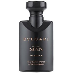 Bvlgari Man in Black After Shave Balm 40 80 120 160 200 ml Herren Rasur