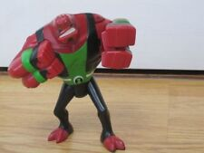 BEN 10 cartoon 15cm 6 inch FOURARMS FIGURE WITH PUNCHING ACTION ULTIMATE ALIEN