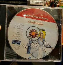 Children's Fairytale Classics - Cinderella (disc only) PC GAME - FREE POST