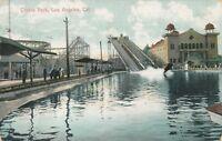 LOS ANGELES CA – Chutes Park - 1908