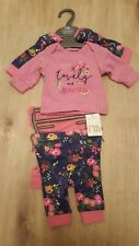 Mothercare 2 sets of tops and leggins New baby