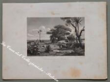 "SICILIA – MARSALA. ""Souvenir de Marsala"". Chacaton pinx., Girardet inc., 1841."