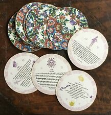 Circle of Life Handmade Tarot Divination Deck