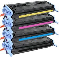 Printer Toner Cartridge for HP Q6000A Q6001A Q6002A Q6003A Color LaserJet 2600n