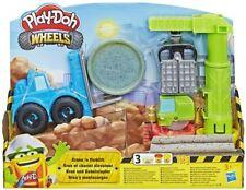 Play-Doh Wheels Crane Forklift PlayDoh E5400