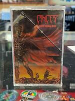 Cancer Death Shall Rise Restless 1991 cassette tape [James Murphy] [death metal]