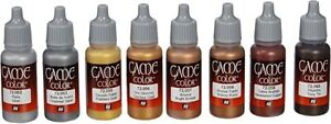 Acrylicos Vallejo Game Color Acrylic Paint 17 ML - Many to Choose From!