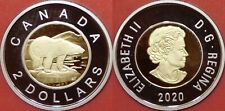 Proof 2020 Canada 2 Dollars From Mint's Set