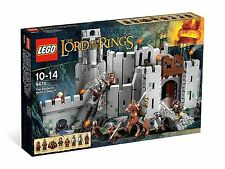 Lego Lord of the Rings 9474 THE BATTLE OF HELMS DEEP Castle Knights Aragorn NISB