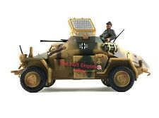 1:32 21st Century Toys Ultimate Soldier German Army Sdkfz 222 Armored Recon. Car