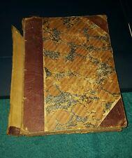 Punch 1859 Vol XXXVI BOOK ALMANACK