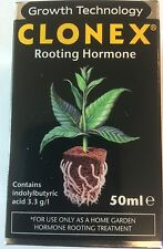 CLONEX ROOTING HORMONE GEL FOR CUTTINGS 50ML FRESH BATCH EXP. 02/2019,