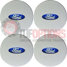 SET OF 4 NEW AU-BA Alloy Wheel Centre Caps - FITS XR & Tickford TE Rims Listed