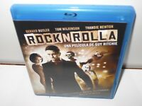 rock n rolla - blu-ray - ritchie