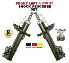FOR VAUXHALL ZAFIRA 1.6 1.7 1.8 1.9 2.0 2.2 FRONT LEFT + RIGHT SHOCK ABSORBER