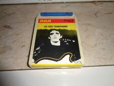 """Transformer"" Lou Reed  Cassetta Stereo 8 RCA"