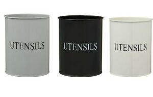 Tradtional Kitchen Utensil Holder Store your kitchen utensils superb canister