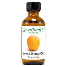 2 fl oz Orange Sweet Essential Oil (100% Pure & Natural) - GreenHealth
