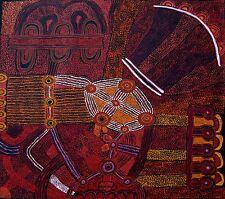Teresa Baker 'Kalaya Tjukurrpa' (Emu Dreaming)