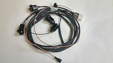 1964 64 Chevy Chevelle Malibu Rear Body Light Harness Back Up Lights HT Sedan