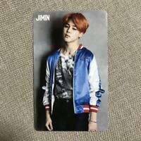 BTS Bangtan Boys JIMIN Official Photo Card RUN Japan Limited Version K-POP Army