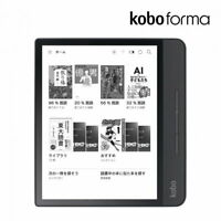 New Kobo Forma e-Book Reader 8.0inch 32GB N782-SJ-BK-S-EP from Japan F/S EMS