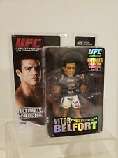 VITOR BELFORT 2012 UFC Ultimate Collector Limited Edition Figure 1/750  NEW