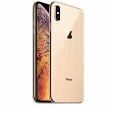Apple iPhone XS Max - 512GB  GOLD unlocked A1921 (CDMA + GSM) 1 year warranty