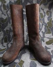 WW2 GERMAN WEHRMACHT LUFTWAFFE ELITE SOLDIERS JACK BOOTS W/HEEL IRONS