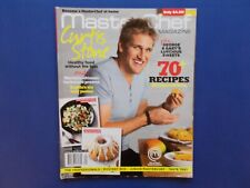 ## MASTERCHEF MAGAZINE AUSTRALIA ISSUE #9 - CURTIS STONE