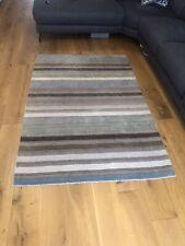 John Lewis Multi Stripe Rug 180 X 120
