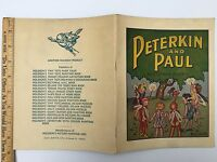 Peterkin and Paul Other Poems by Betty Spencer Illus Pub Holdsworth SC Vtg Book