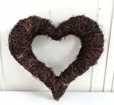 Wooden Country Hearts & Love Wall Hangings