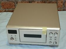 BRAND NEW & BOXED! JVC TD-F1GD Copper Chassis Cassette Recorder & Player